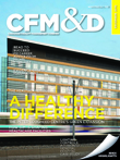 Cover - Facility Management Magazine Article - Interview of Michel Theriault