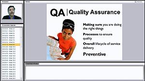 Quality Assurance for FM Webinar